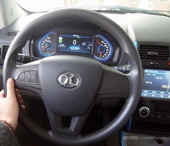 北汽EV200 方向盘