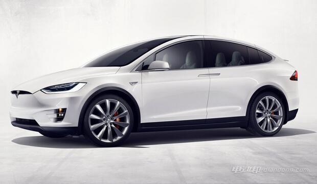 电动汽车特斯拉报价:特斯拉 Model X