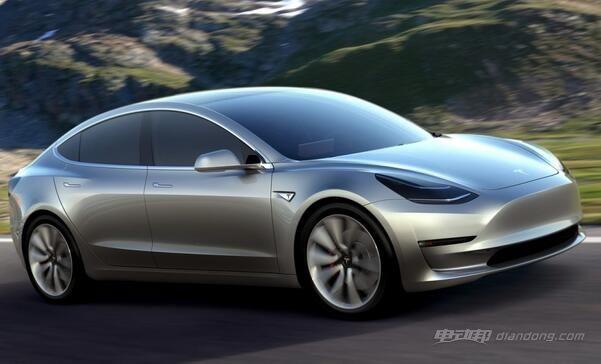 电动汽车特斯拉报价:特斯拉 Model 3