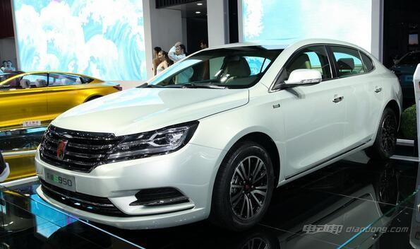 电动汽车续航排名:上汽荣威e950
