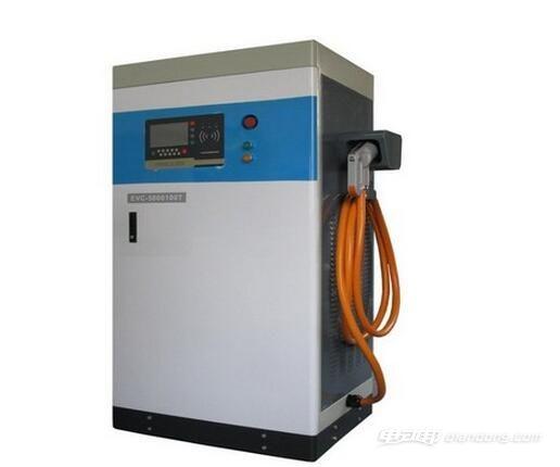 电动汽车充电机原理:工作原理