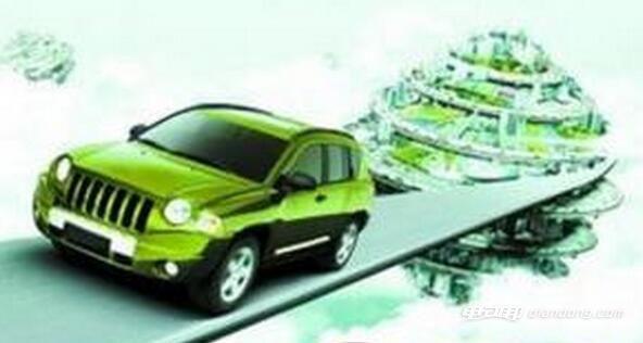 山西新能源汽车补贴政策:生产企业将获补助