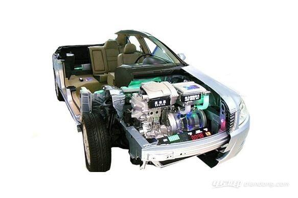 混合动力汽车原理