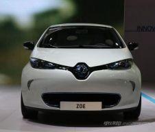 雷诺zoe车型介绍