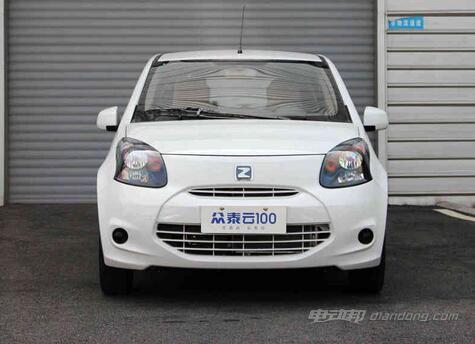 6万元家用轿车推荐:众泰 云100