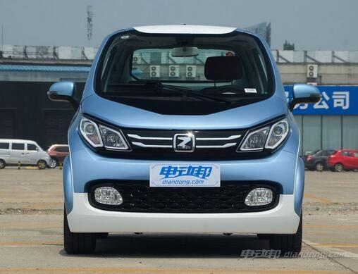 6万元家用轿车推荐:众泰 E200