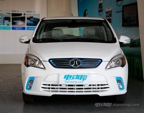 北汽报价:EV200 轻快版