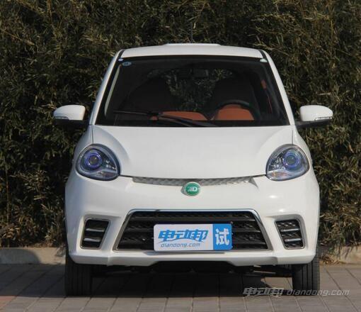最便宜的汽车推荐:知豆 D2