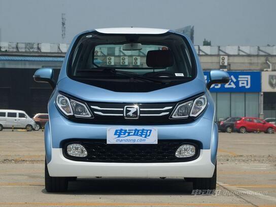 最便宜的汽车推荐:众泰 E200