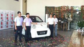 2016款东风风神E30北京上市 补贴后售价6.38万元