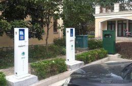 上海市对外发布基础充电设施规划建设通知