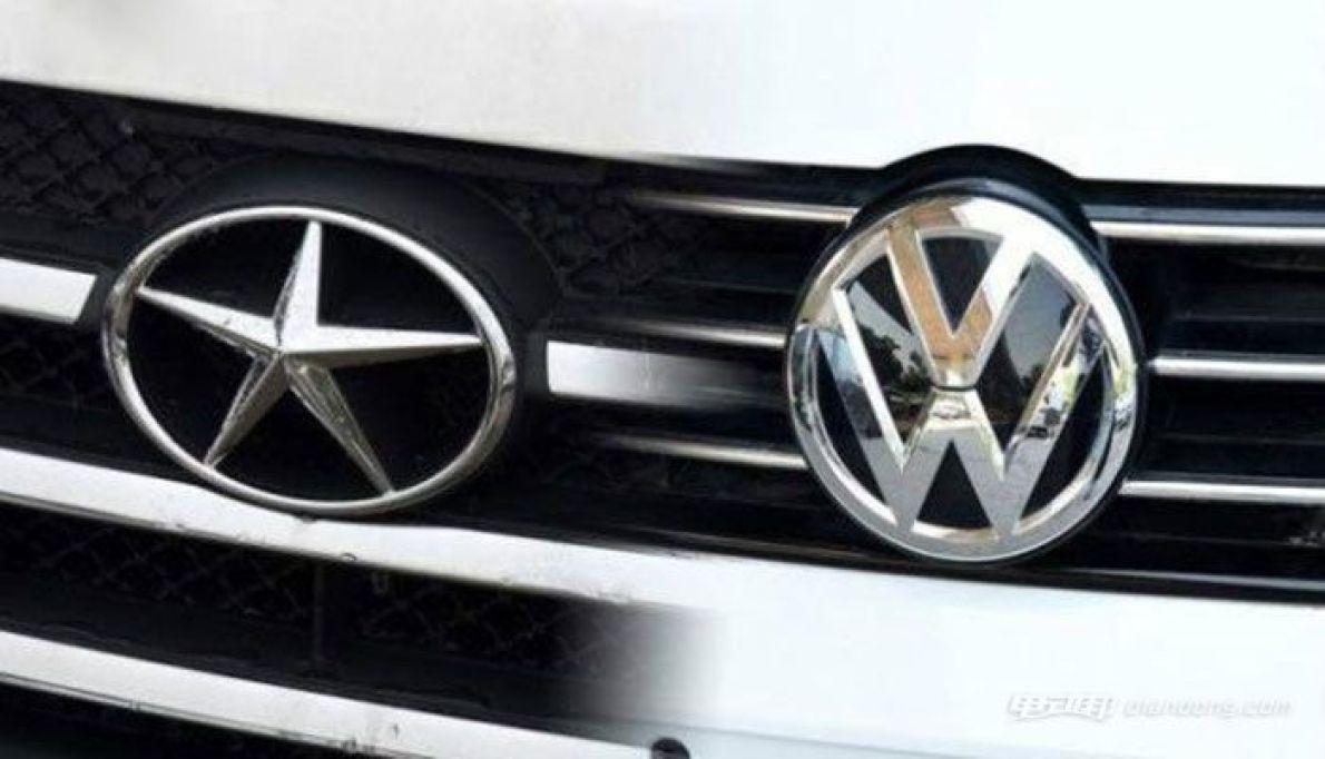 大事件! 江淮与大众合资成立电动汽车公司