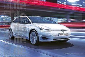 大众全新纯电动概念车将于巴黎车展亮相