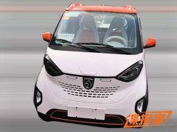 宝骏E100最新实车图 外观、内饰均有提升