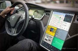 钱柜娱乐平台推送V8.0车载系统 主要升级Autopilot
