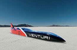 576公里/小时!电动车速度新世界纪录诞生!