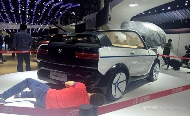 北汽新能源最新车型 三款北汽新能源车型推荐