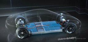 保时捷要把快充用在电动汽车上