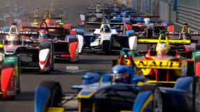Formula E香港站雷诺夺冠 FF、蔚来进入前十