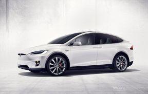 特斯拉Model X 60D停售 部分车型价格上调