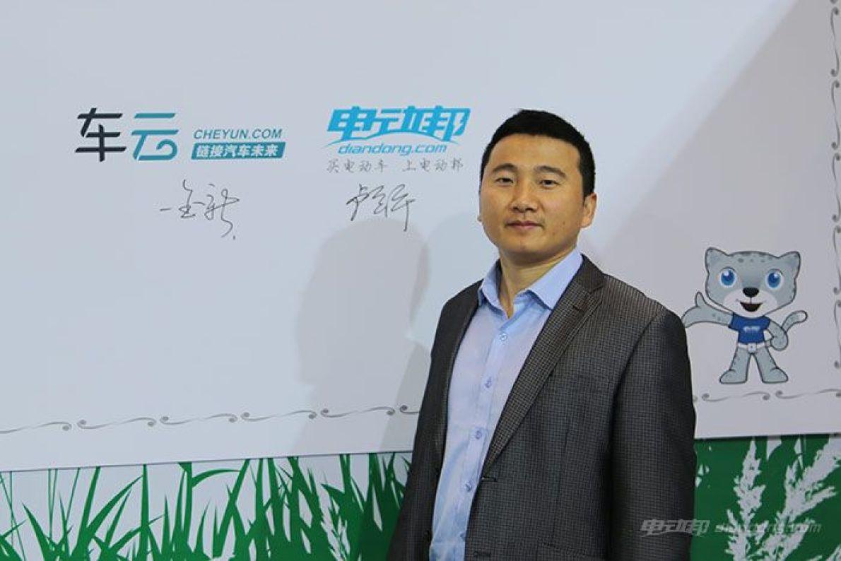 奇瑞汽车卢华平:明年推两款重量级新能源车