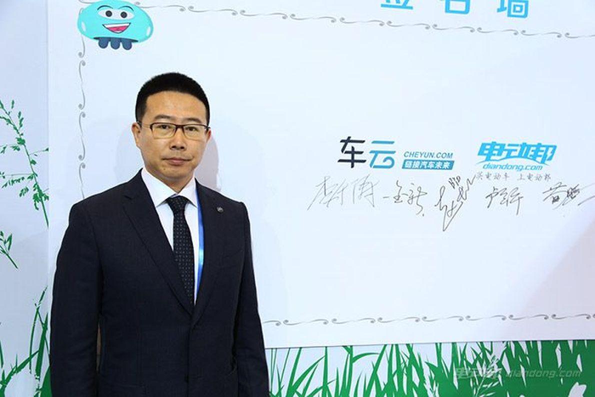 东风日产启辰李广涛:安全永远放在第一位