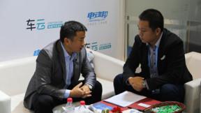 新能源成果展--专访奇瑞汽车品牌部部长卢华平