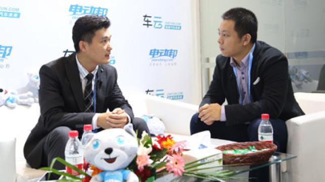 新能源成果展--专访华泰新能源品牌总监荀晓龙