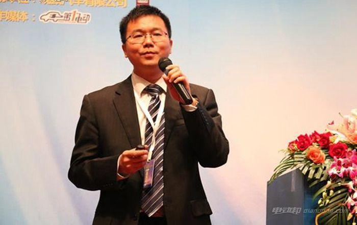 国家电网能源研究院电网发展研究所副所长李立理