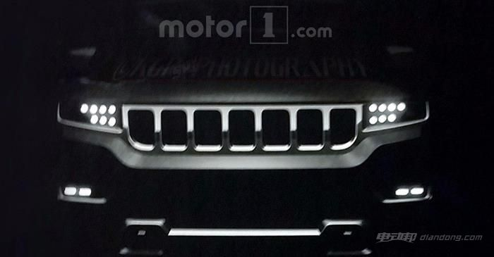 Jeep全新Grand Wagoneer(大瓦格尼)泄露图