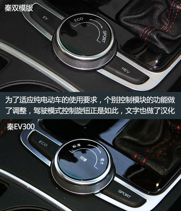 比亚迪秦 EV300