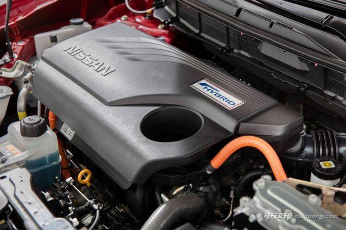 日产全新的Hybrid油电混动系统_副本