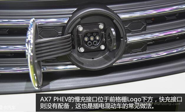 东风AX7插电混动版介绍
