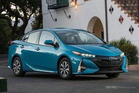 丰田Prius或将推出纯电动版,为中国妥协?