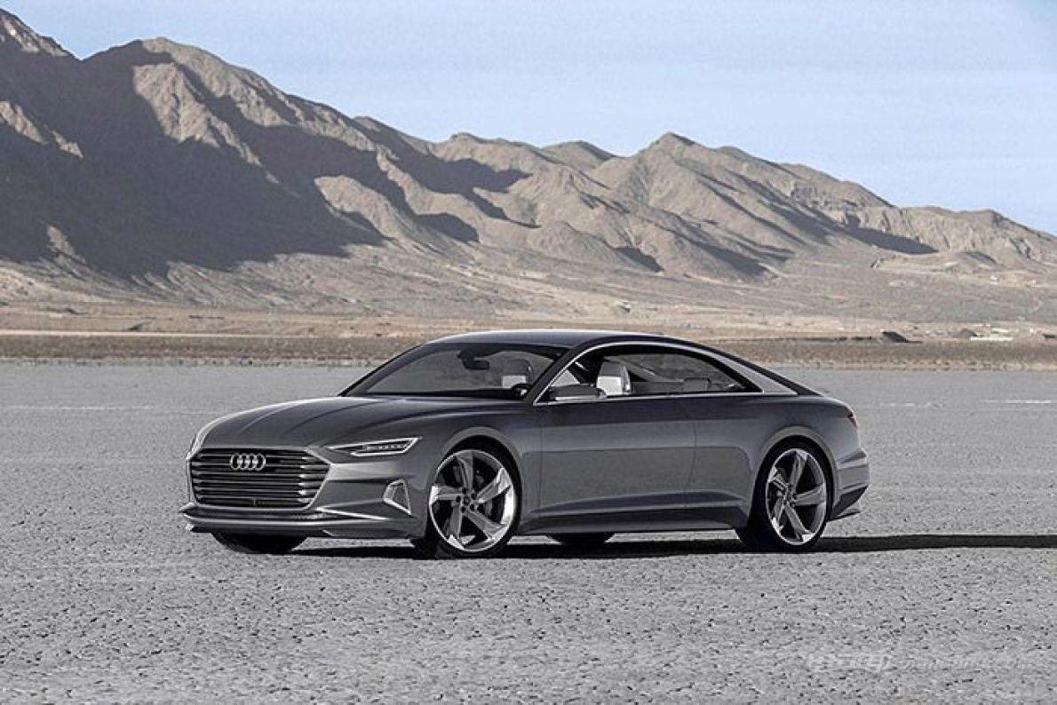 奥迪欲推出A8纯电动版 2017日内瓦车展首发