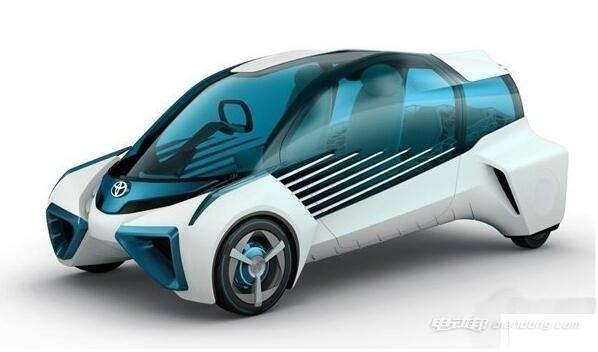 丰田纯电动汽车