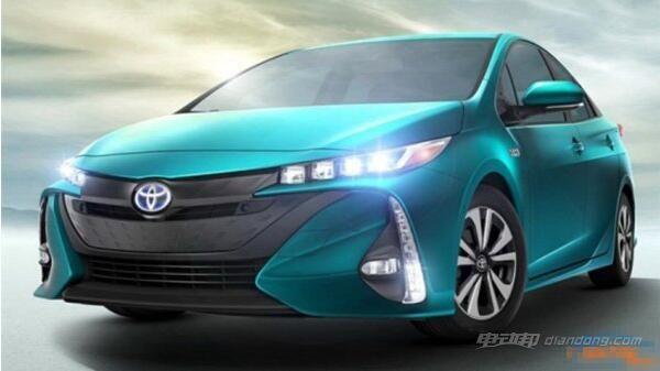 丰田战略转向纯电动汽车