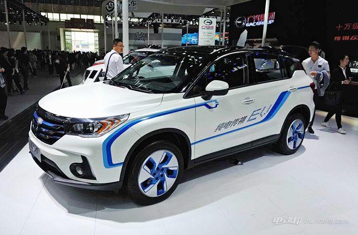 广汽传祺GS4-EV