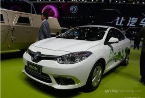 东风雷诺将推入门级纯电动汽车
