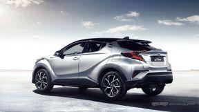丰田本田要PK 丰田小型混动SUV C-HR投产