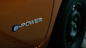 日产采用新的电机驱动传动系统e-power