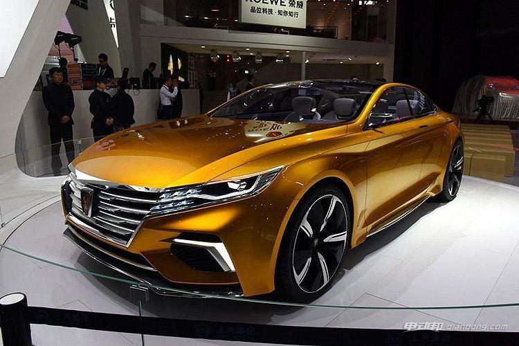 荣威Vision-R概念车