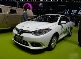 东风雷诺新车 将首推入门级纯电动汽车