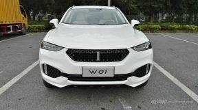 2016广州车展探馆:长城全新SUV WEY实车