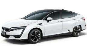 本田Clarity燃料电池汽车申报图