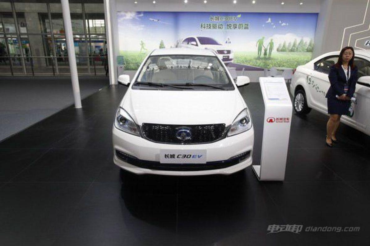 17.98万起售长城纯电动车C30 EV广州上市
