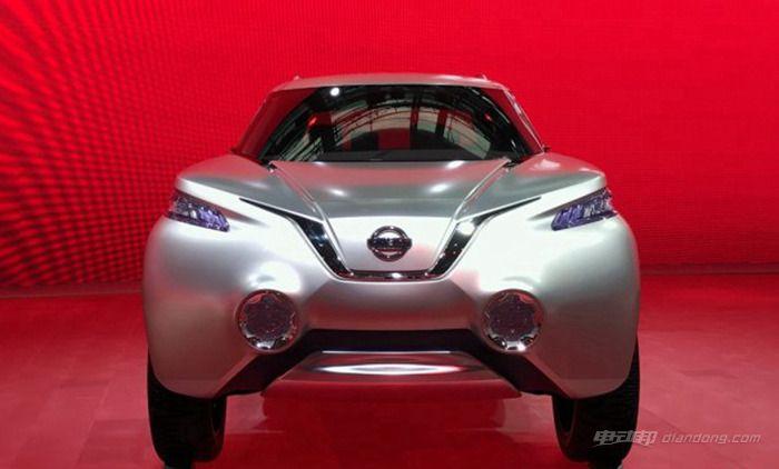 日产Terra 纯电动概念车
