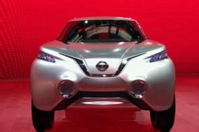 日产Terra纯电动概念车广州车展首次亮相