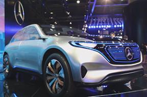 《邦视界》2016广州车展--奔驰EQ概念车