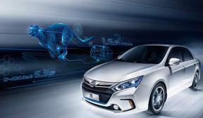 新能源八款插电式混合动力汽车